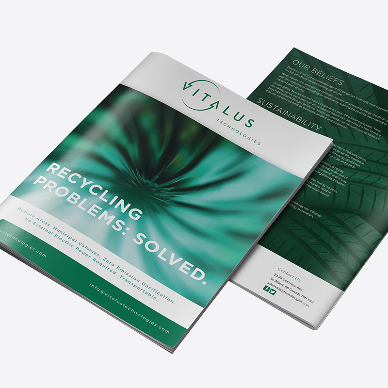 brochure design vitalus